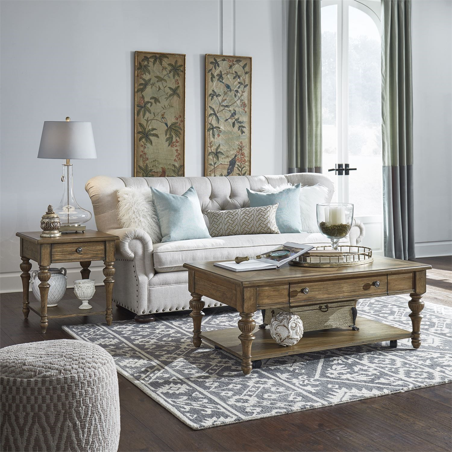 Haven Hall 3-Piece Set by Liberty Furniture at Northeast Factory Direct
