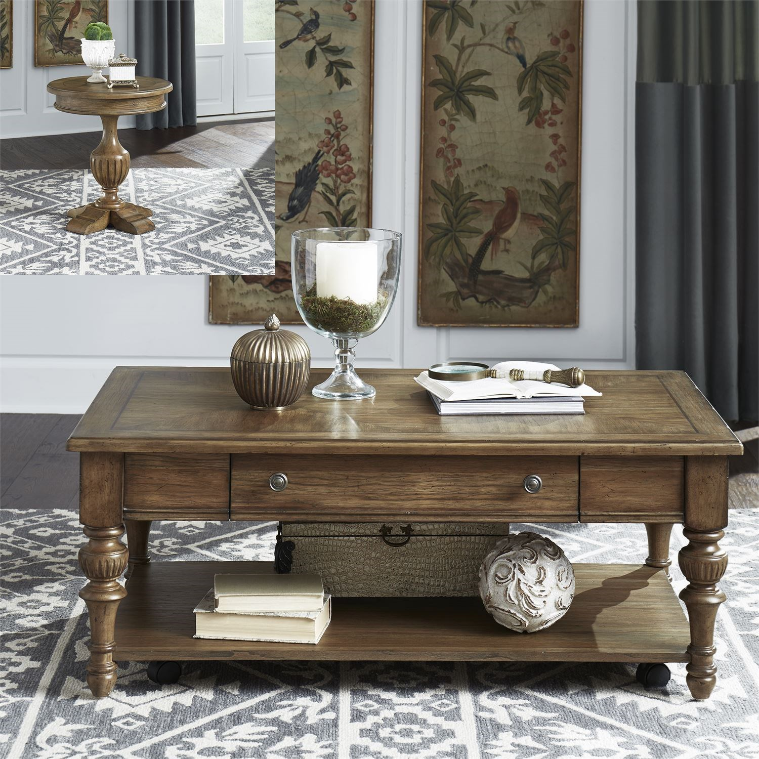 Haven Hall Opt 3-Piece Set by Liberty Furniture at Northeast Factory Direct