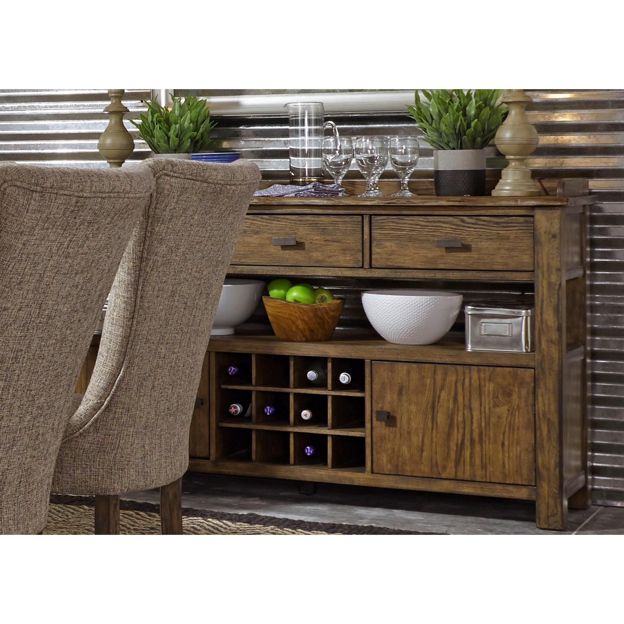 Havenbrook Havenbrook Sideboard by Liberty Furniture at Lapeer Furniture & Mattress Center