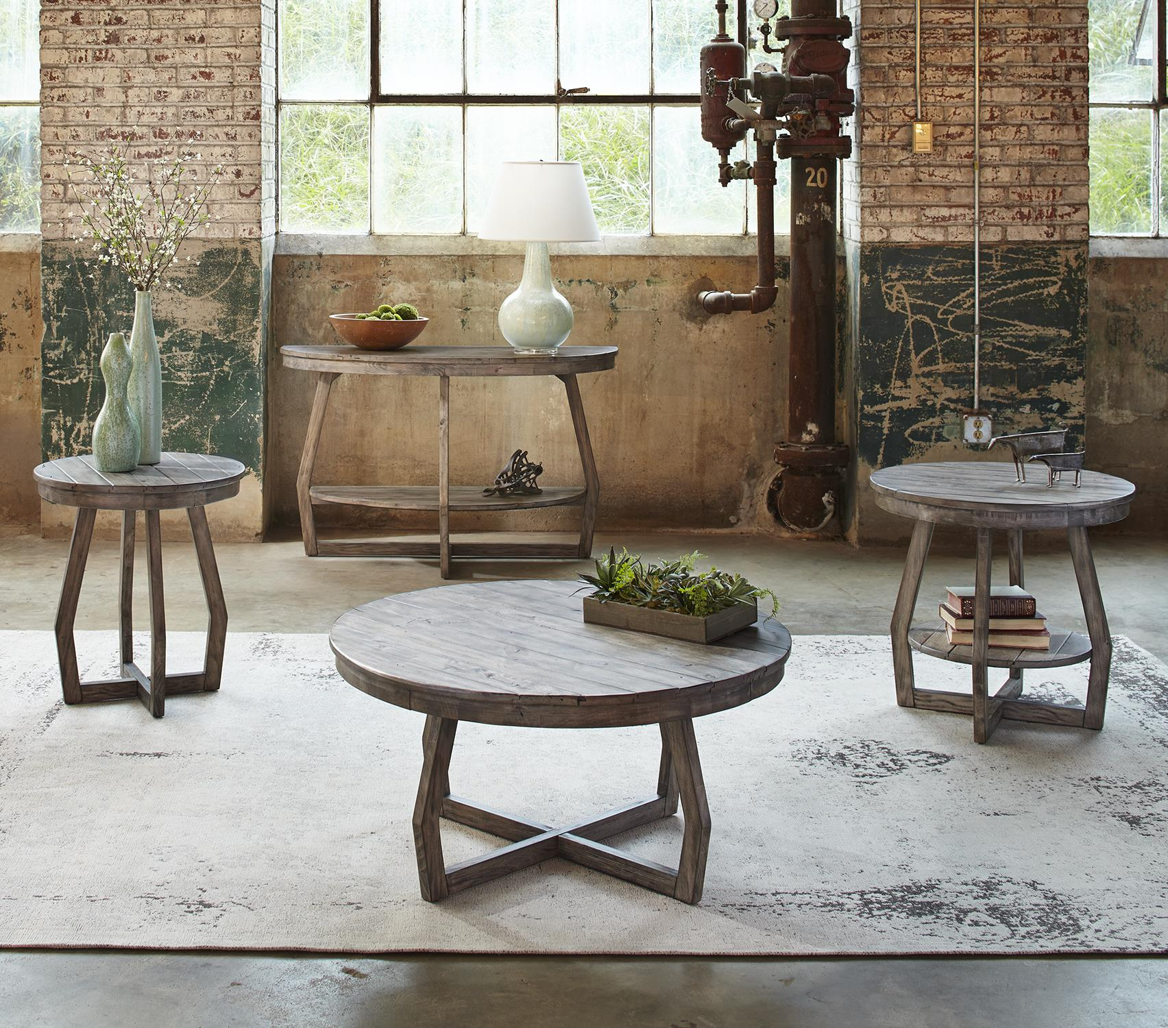 Hayden Way Occasional Table Group by Liberty Furniture at Northeast Factory Direct