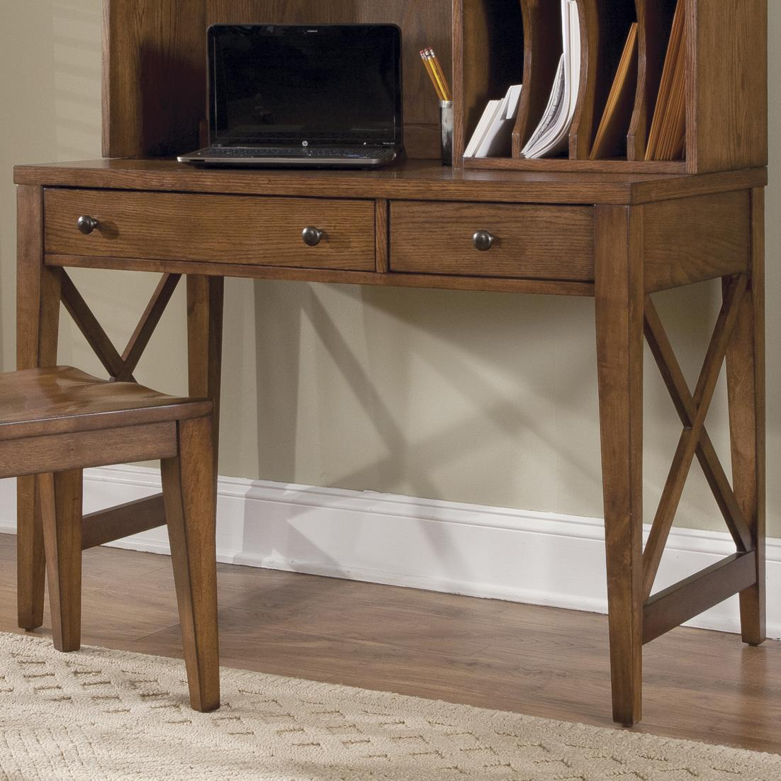 Hearthstone Writing Desk by Liberty Furniture at Lapeer Furniture & Mattress Center