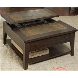 Liberty Furniture Hearthstone Lift Top Cocktail Table