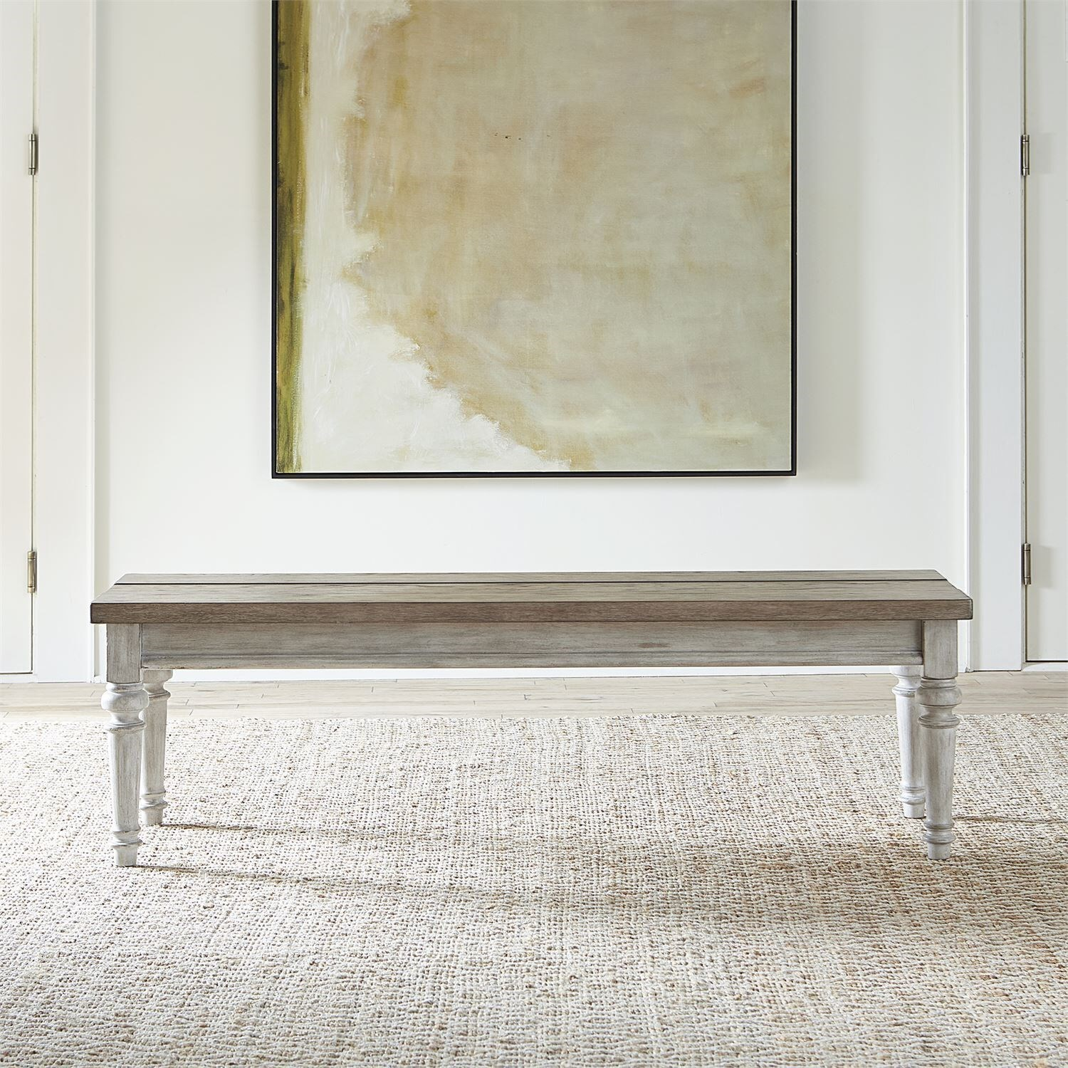 Heartland Bench by Liberty Furniture at Northeast Factory Direct