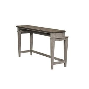 4-Piece Console Bar Table Set