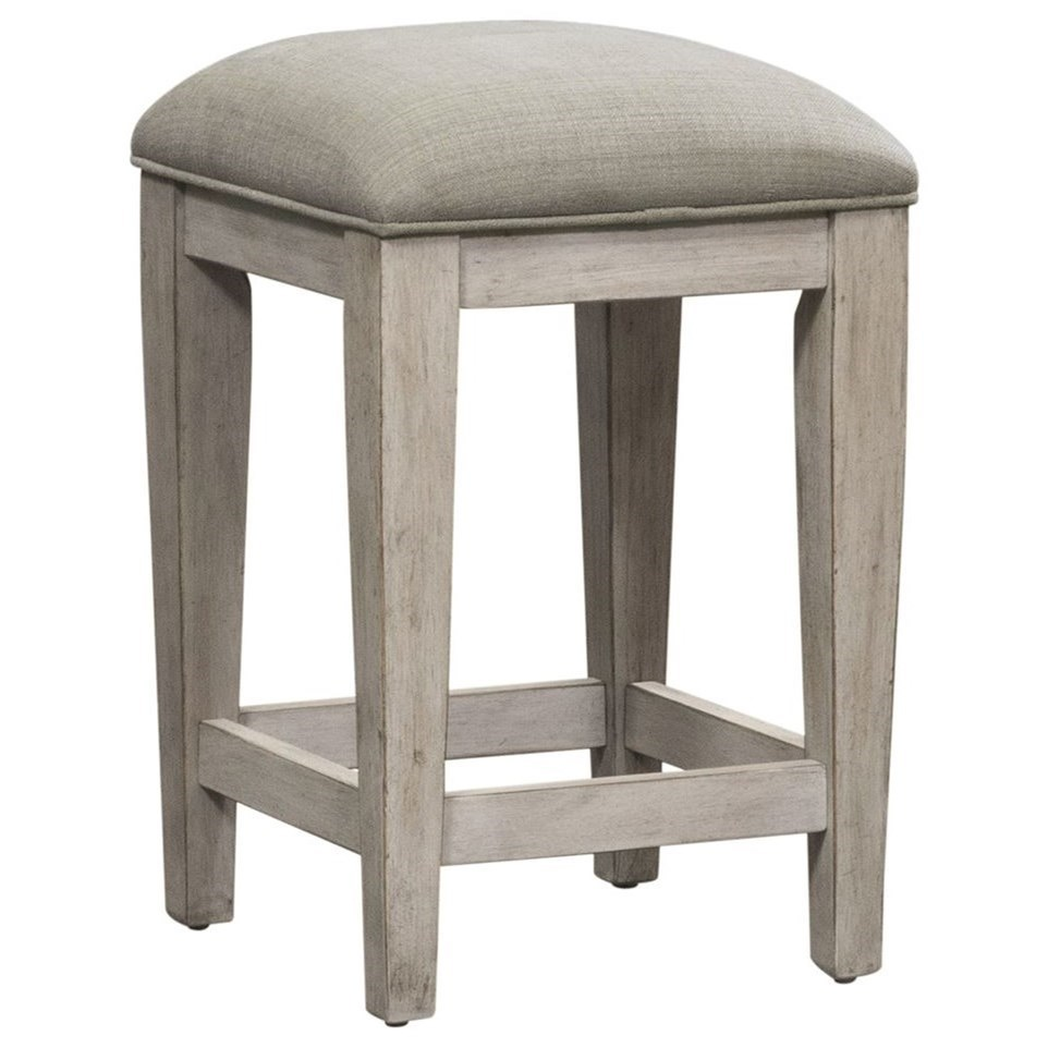 Haven Console Stool by Libby at Walker's Furniture