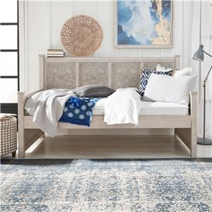 Transitional Twin Daybed