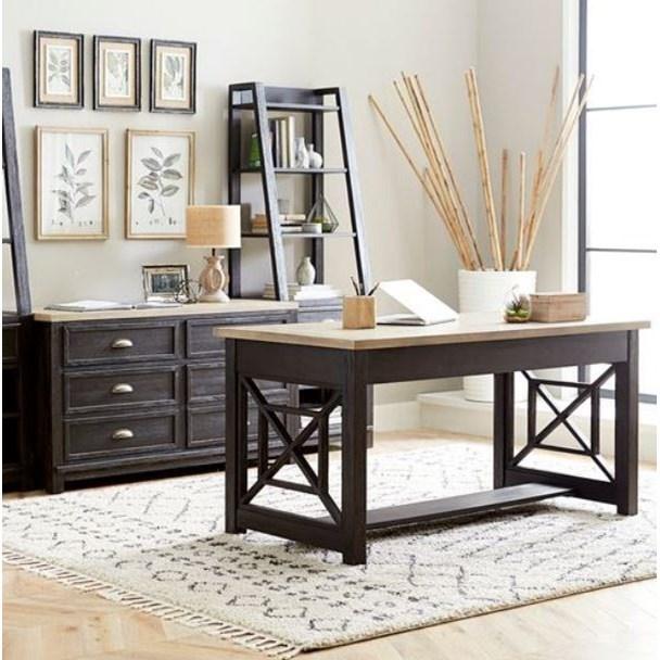 Heatherbrook 2-Piece Desk Set  by Sarah Randolph Designs at Virginia Furniture Market