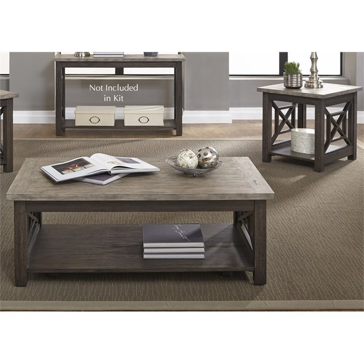 Heatherbrook 3 Piece Occasional Group by Liberty Furniture at Northeast Factory Direct