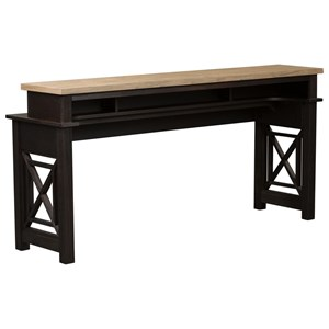Transitional Console Bar Table