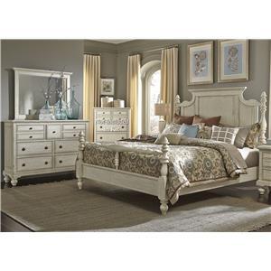 Liberty Furniture 697-BR Queen Bedroom Group