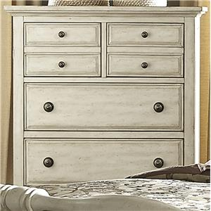 Liberty Furniture 697-BR 5 Drawer Chest