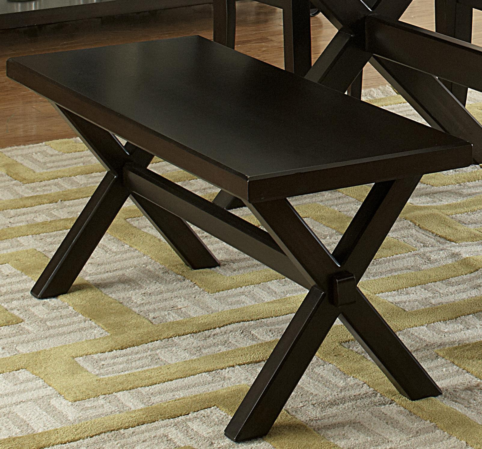 Keaton II Dining Bench by Liberty Furniture at Lapeer Furniture & Mattress Center