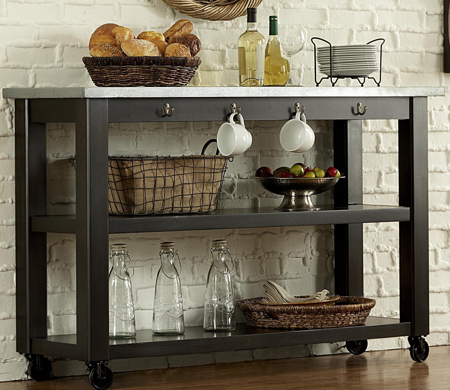 Keaton II Kitchen Server by Liberty Furniture at Lapeer Furniture & Mattress Center