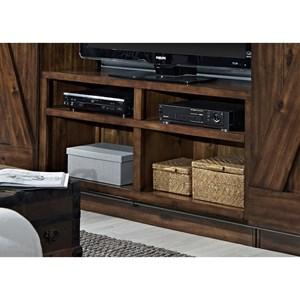 Liberty Furniture Lancaster Entertainment TV Stand