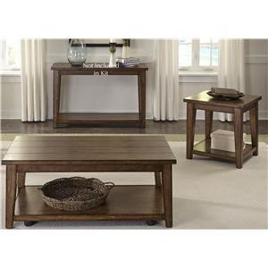 Liberty Furniture Lancaster 3 Piece Set