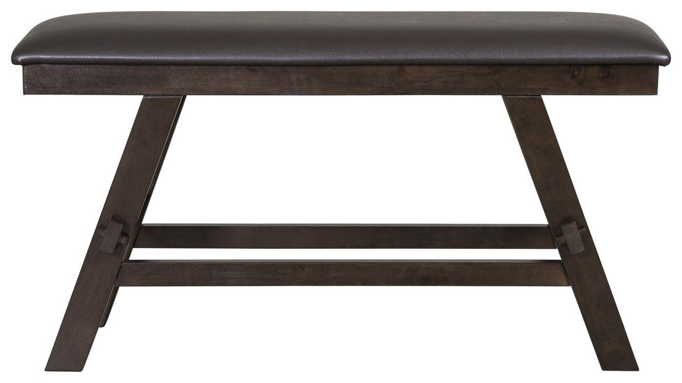 Laurel Counter Bench (RTA) by Freedom Furniture at Ruby Gordon Home