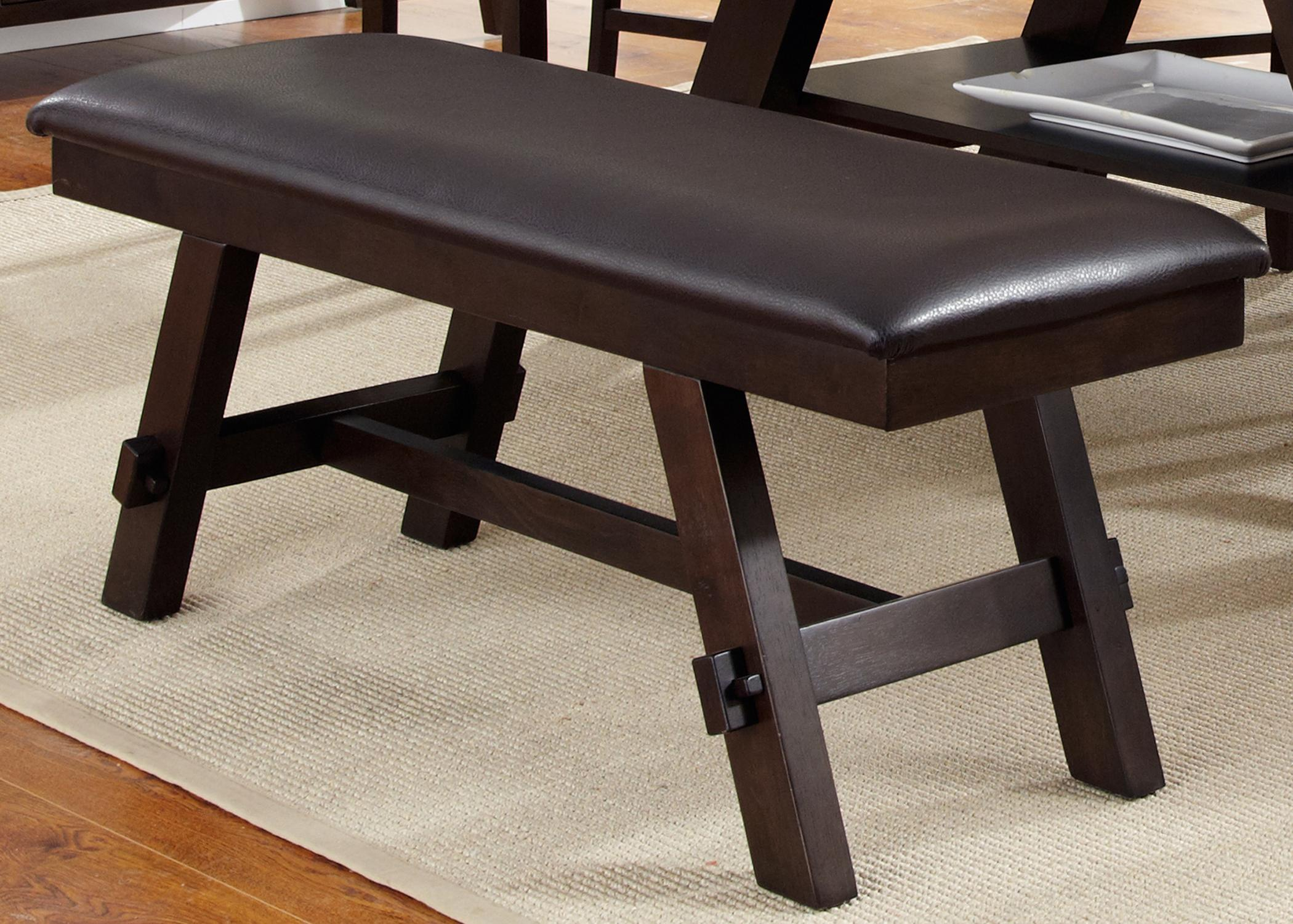 Lawson Bench (RTA) by Libby at Walker's Furniture