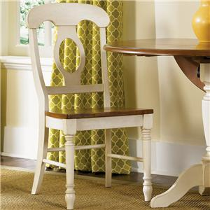 Liberty Furniture Low Country Napoleon Back Side Chair