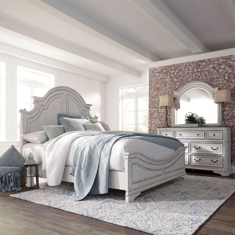 Magnolia Manor Queen Bedroom Group by Liberty Furniture at Bullard Furniture
