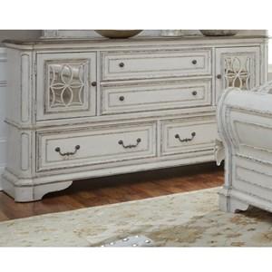 Liberty Furniture Magnolia Manor Dresser