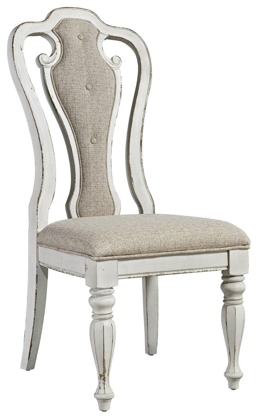 Magnolia Manor Splat Back Side Chair by Freedom Furniture at Ruby Gordon Home
