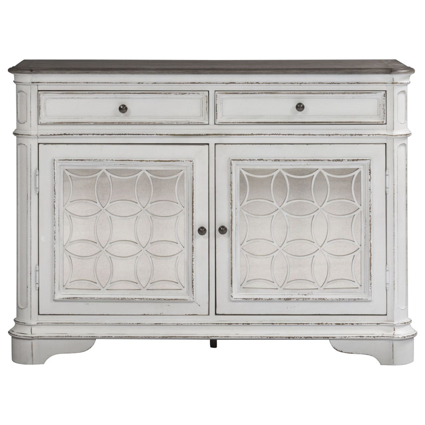 Magnolia Manor Dining Dining Buffet by Liberty Furniture at Zak's Home