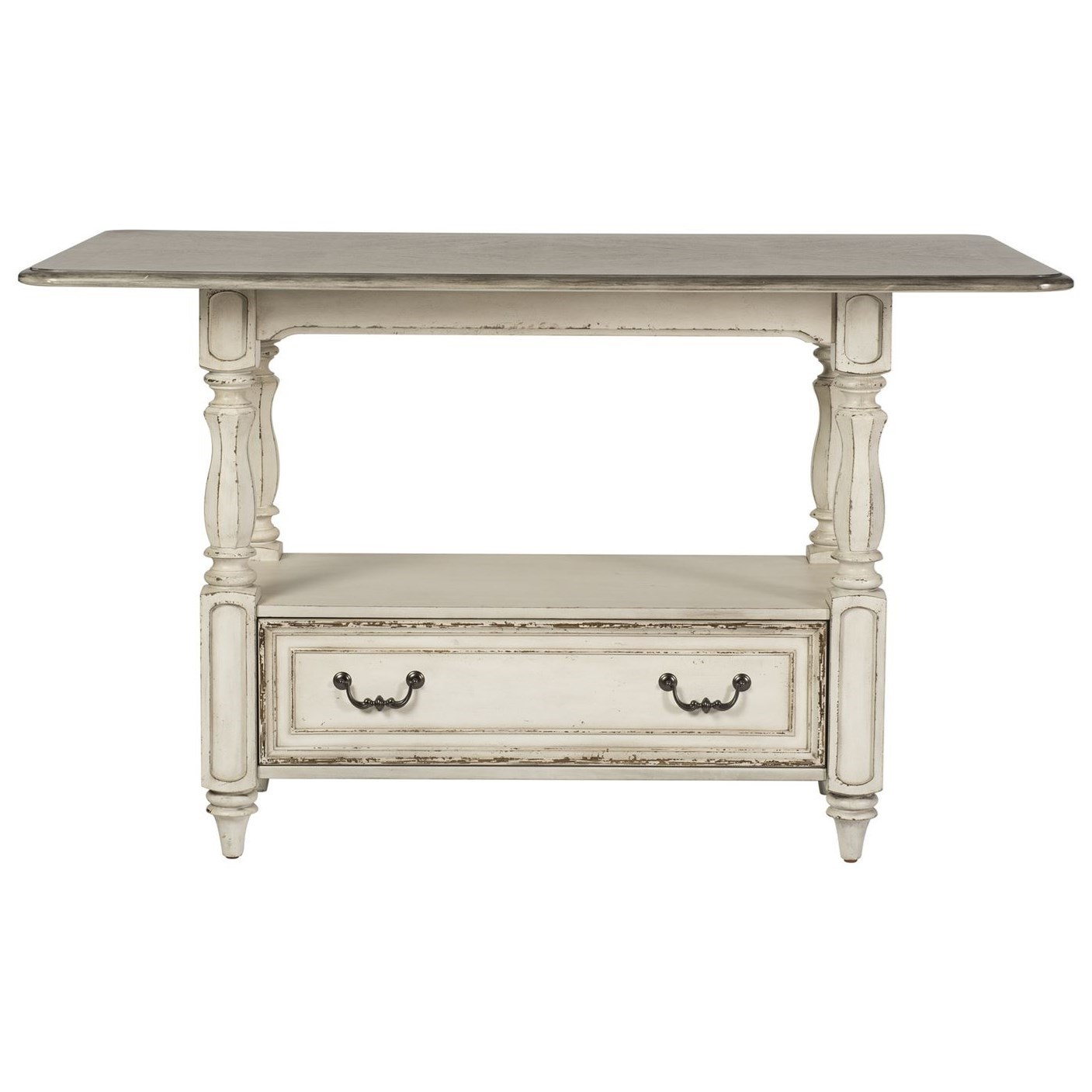 Magnolia Manor Dining Rectangular Gathering Table by Liberty Furniture at Bullard Furniture