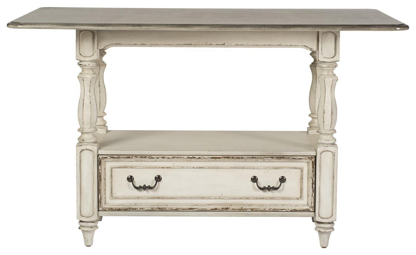 Magnolia Manor Dining Rectangular Gathering Table by Freedom Furniture at Ruby Gordon Home