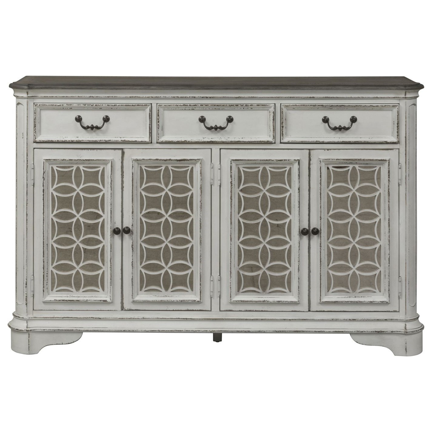 Magnolia Manor Hall Buffet by Liberty Furniture at Northeast Factory Direct
