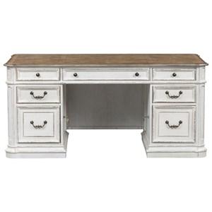 Liberty Furniture Magnolia Manor Office Desk