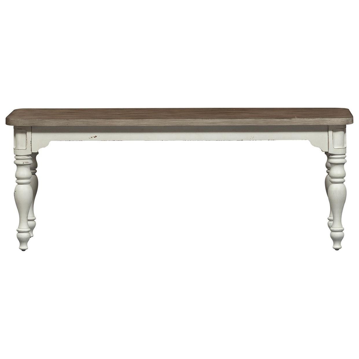Morgan Dining Nook Bench by Libby at Walker's Furniture