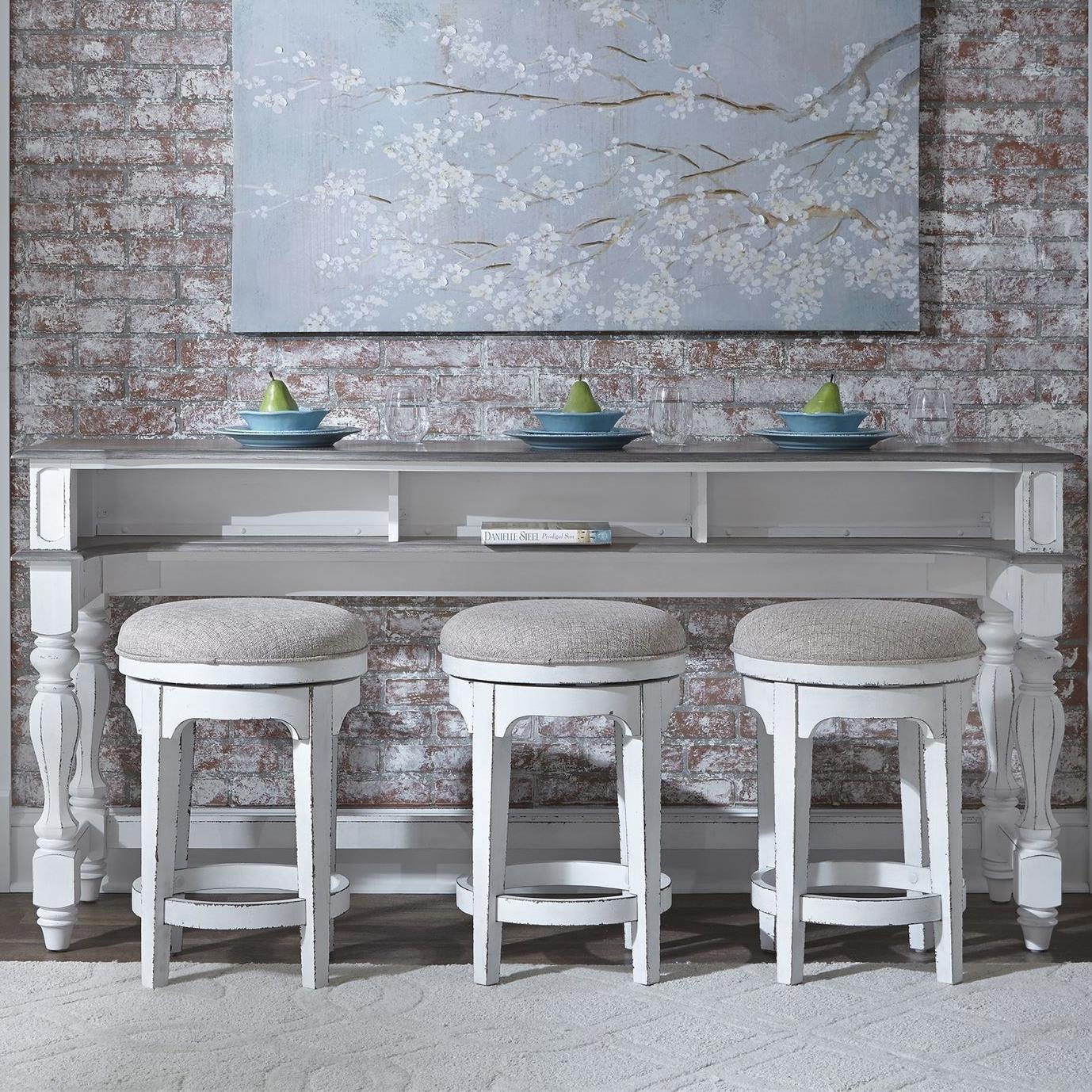 Magnolia Manor 4 Piece Set  by Liberty Furniture at Bullard Furniture