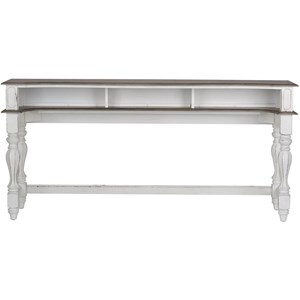 Traditional Console Table