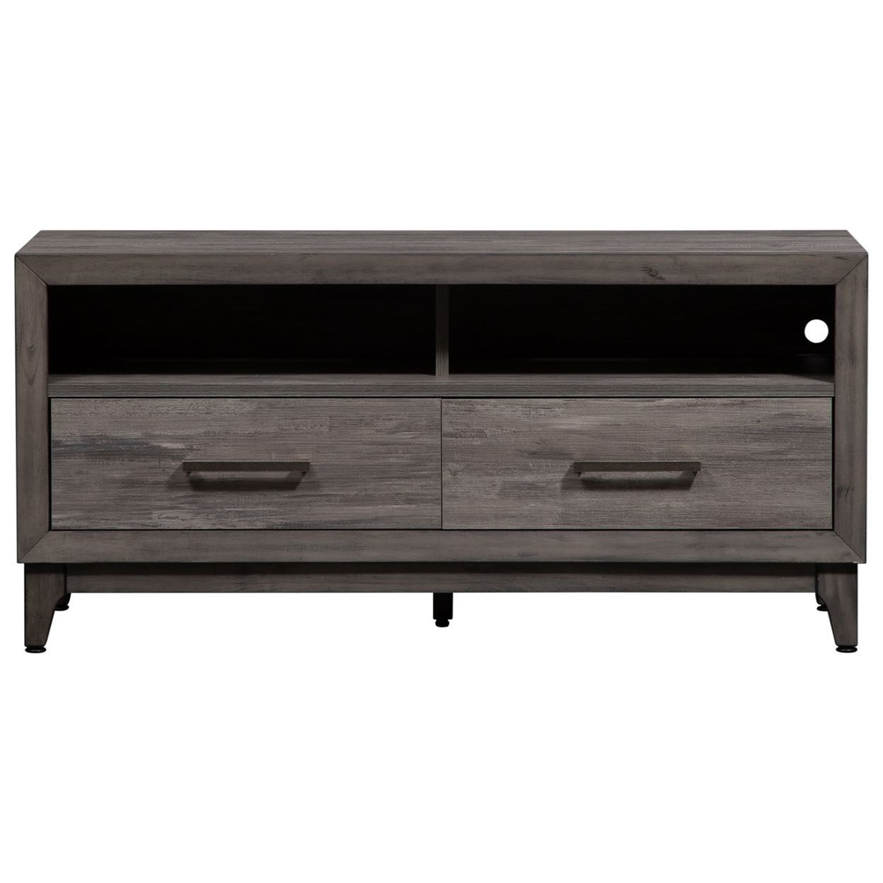 Mercury 47 Inch TV Console by Libby at Walker's Furniture