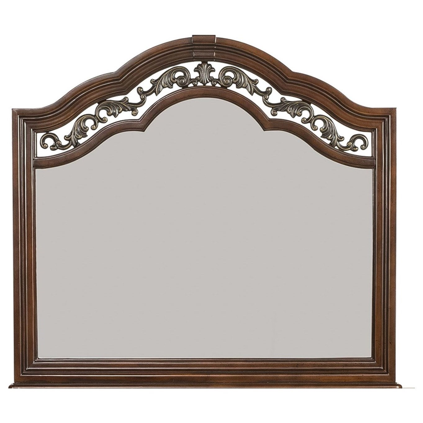 Lenor Mirror by Libby at Walker's Furniture