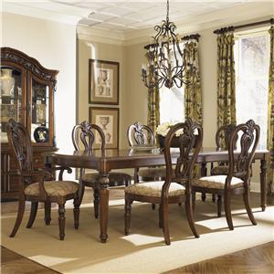 Liberty Furniture Messina Estates 7 Piece Dining Set