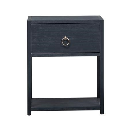 Midnight 1-Shelf Accent Table by Liberty Furniture at Northeast Factory Direct