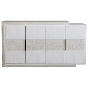 Contemporary Buffet with Adjustable Shelving