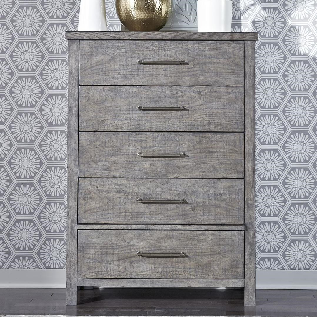 Modern Farmhouse Chest of Drawer by Libby at Walker's Furniture