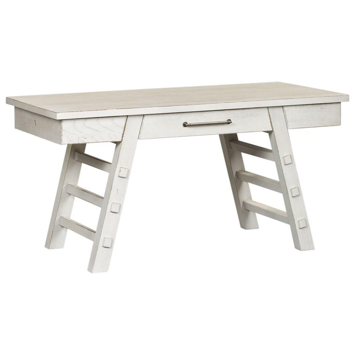 Modern Farmhouse Writing Desk by Libby at Walker's Furniture