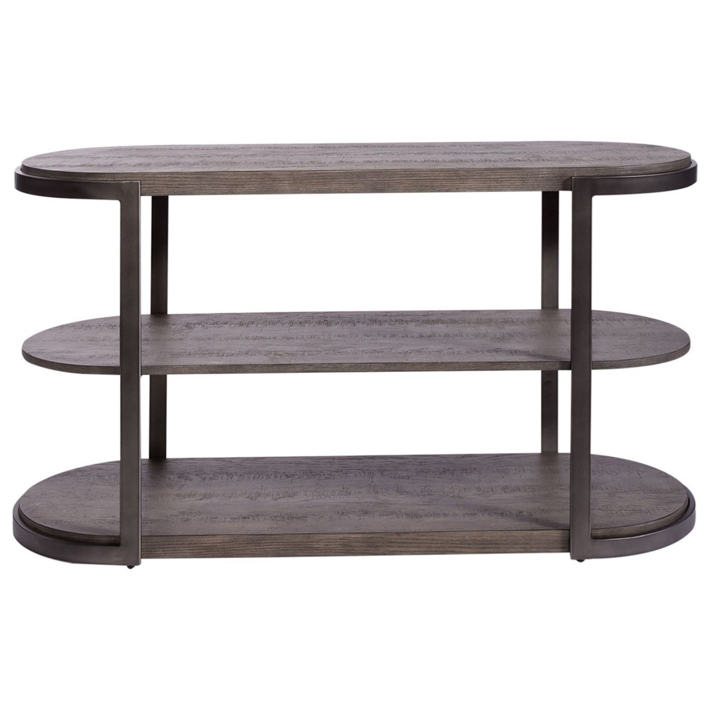 Modern View Sofa Table by Liberty Furniture at Darvin Furniture
