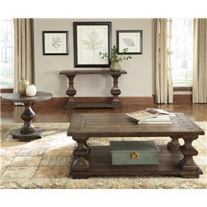 Liberty Furniture Sedona 3 Piece Group