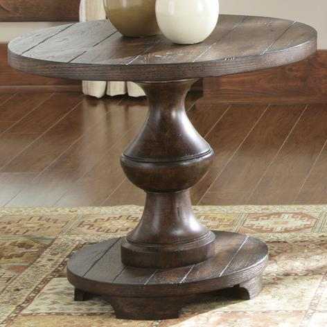 Sedona End Table by Libby at Walker's Furniture
