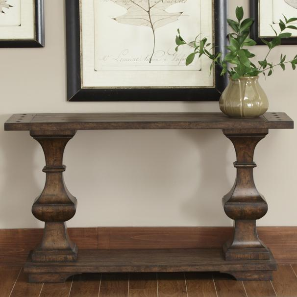 Sedona Sofa Table by Libby at Walker's Furniture