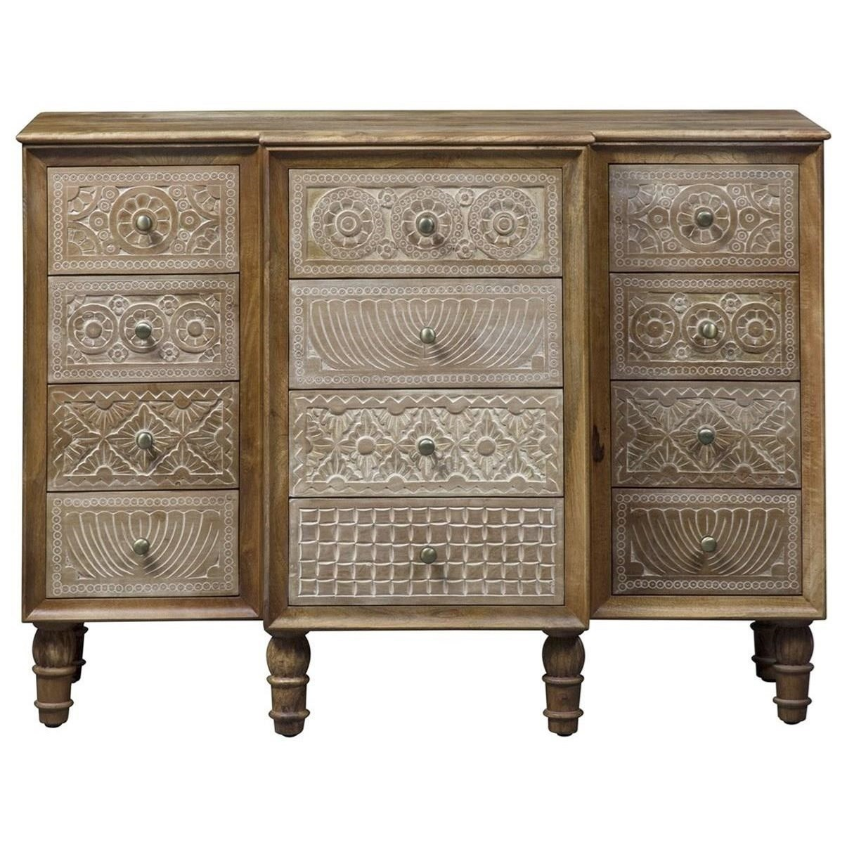 Montrose 12-Drawer Accent Cabinet by Libby at Walker's Furniture