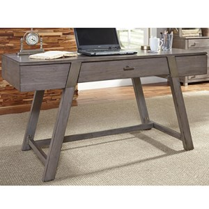 Contemporary 3 Drawer Writing Desk