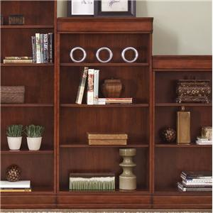 "Liberty Furniture Louis Jr Executive 60"" Bookcase"