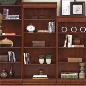 "Liberty Furniture Louis Jr. Executive 72"" Bookcase"