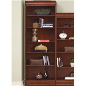 "Liberty Furniture Louis Jr Executive 84"" Bookcase"