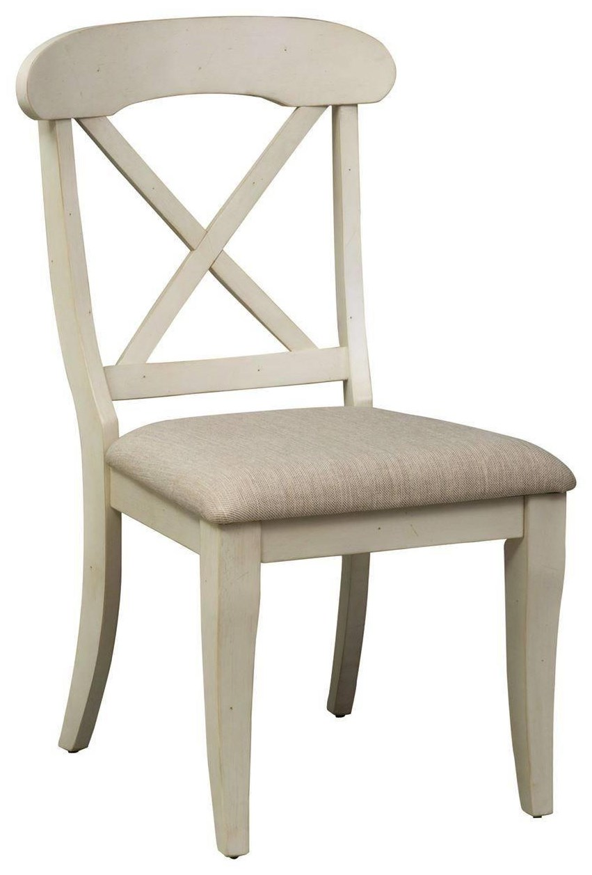 Ocean Isle Side Chair by Liberty Furniture at Darvin Furniture